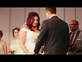 Nikki and Jesse's wedding highlights film