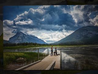 Proposal in Banff