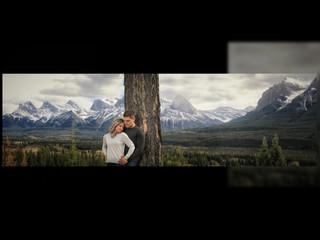 Fairmont Banff Springs engagement session