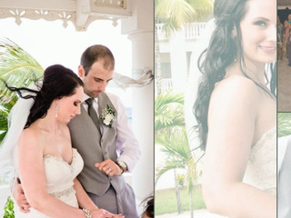 Kalissa & Daniel's destination wedding sneek peeks