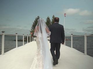 Lisa & Chris - Wedding Highlight | Northridge Inn & Resort
