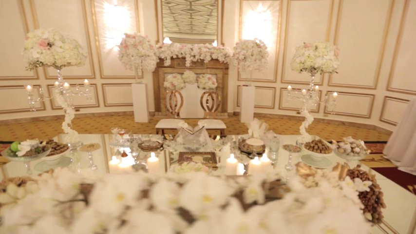 Fairmont Hotel Vancouver Wedding Decor Mohani Event Design Video
