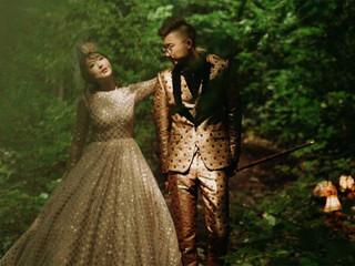 Twilight Forest Wedding