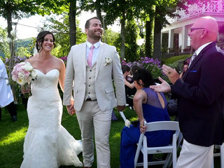 Manoir Hovey weddings