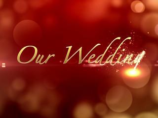 Wedding intros