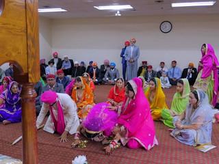 Punjabi wedding highlights