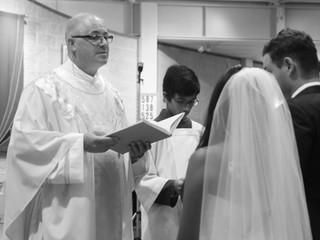 Catholic wedding & highlights