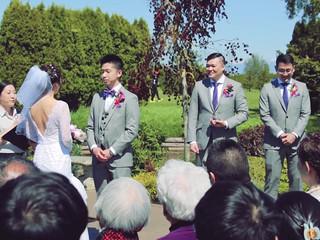 Carmen & Evan's wedding