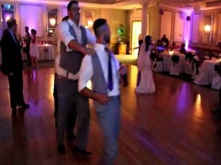 Joyful Wedding Reception Party, Niagara area, Canada