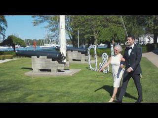 Julie + Darren's wedding feature