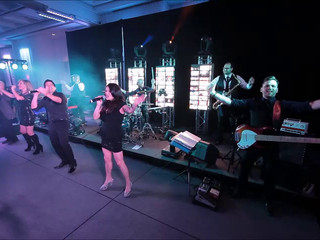 SophistOccasion Showband Montreal band promo video