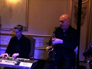 Igor Babich smooth jazz duo - Carlos Lyra medley