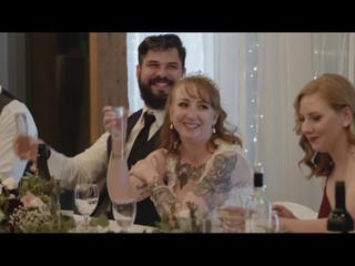 Elizabeth + Jordan Wedding Highlights
