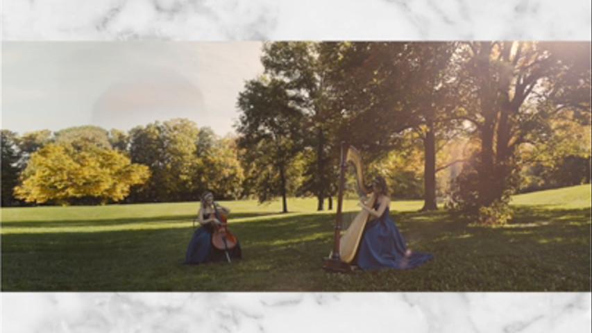 A Million Dreams Harp Cover by Chantal Dube - Chantal Dube