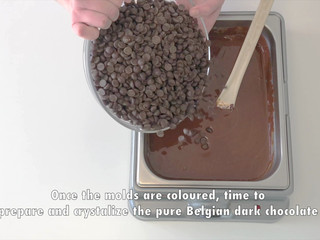 How its made - Hand Painted Bonbons
