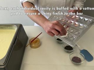 How its made - Lavender Elegant Bars