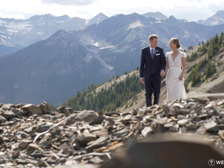 A life of adventure | Kicking Horse Mountain Resort | Golden, BC Wedding Video