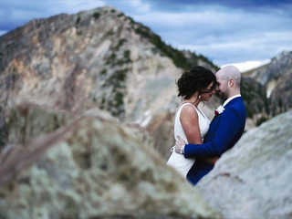 Kaitlyn & Tanner's Wedding Film Teaser at Kicking Horse Mountain Resort