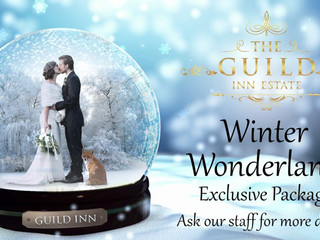 Winter Wedding Promotion