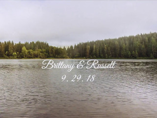 Brittany and Russell - Wild Muskoka Wedding
