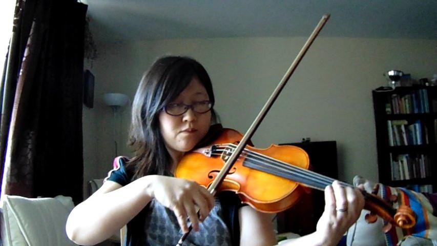 Wedding Fashion Show - Peterborough - Auspicious Melody - Violinist