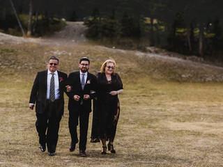 N and D Banff Wedding