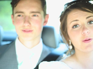 An English Wedding - Mr and Mrs Greenacre