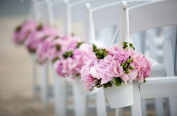 5 Creative Ideas for Your Wedding Aisle Decorations