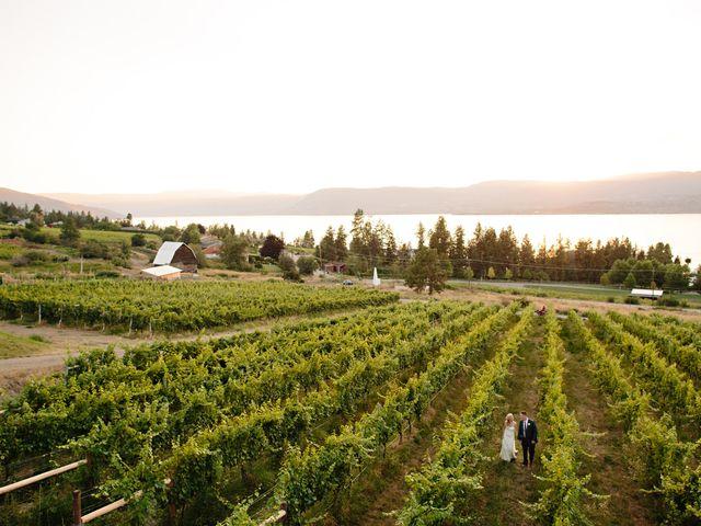5 Gorgeous Kelowna Wedding Venues for Wine Lovers