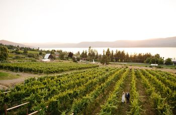 5 Gorgeous Kelowna Wedding Venues for Wine Lovers
