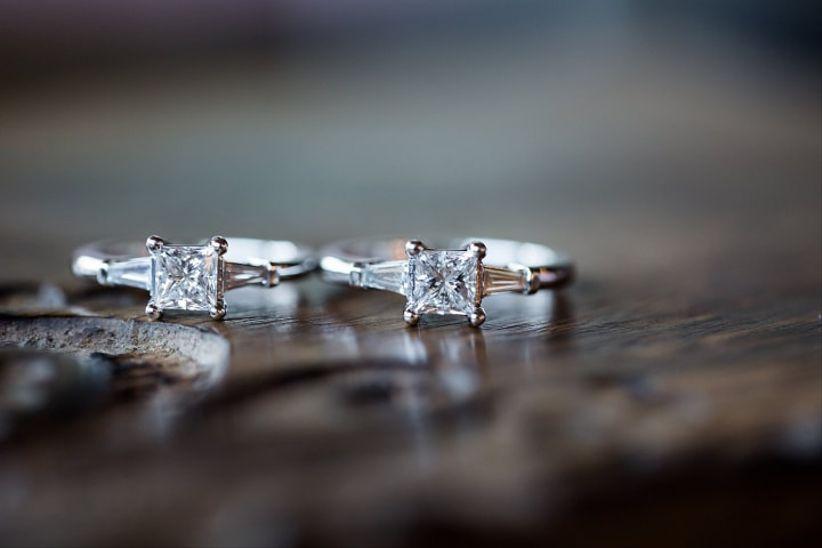 Same sex engagement rings