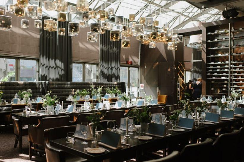 Toronto Restaurant Wedding Venue - Jump