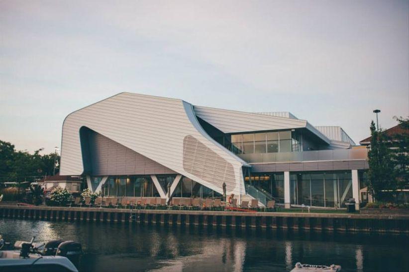 Toronto waterfront wedding venues - The Boulevard Club