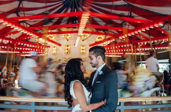 6 Classic Fair Foods to Serve at Your Wedding