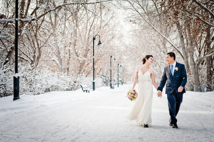 25 awesome winter wedding ideas by yueko image junglespirit Images