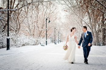 25 Awesome Winter Wedding Ideas