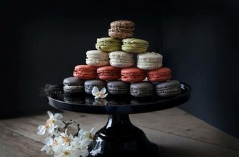 5 Ways to Serve Macarons at Your Wedding