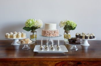 5 Things to Consider When Putting Together Your Dessert Table