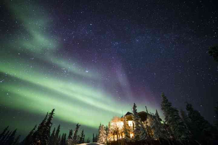 Blachford Lake Lodge & Wilderness Resort
