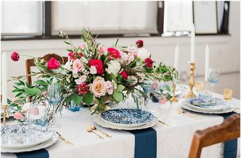 How to Choose Your Wedding Colour Scheme