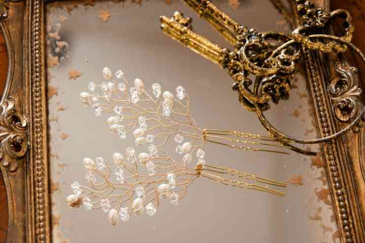 Ilieana George - Couture Bridal Accessories
