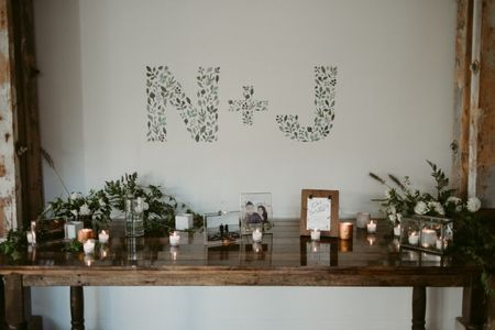 10 Creative Ways to Show Off Your Wedding Monogram