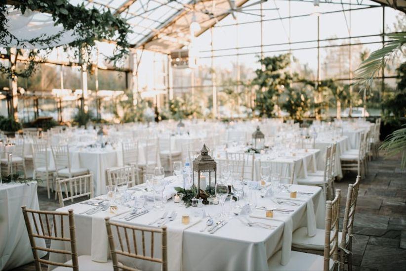 Aquatopia Water Gardens Conservatory Ottawa Wedding Venue