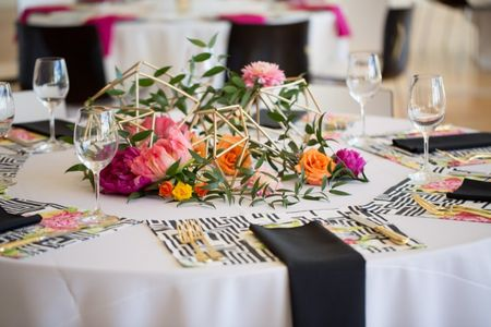 The Anatomy of a Wedding Table Setting