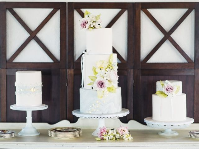 8 Tips For Choosing Your Wedding Cake Flavours