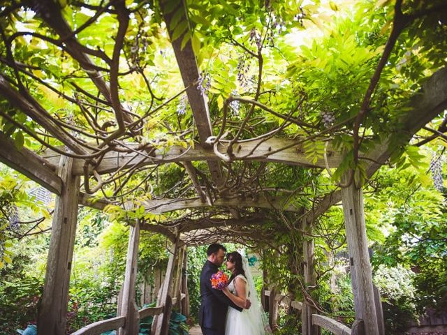 25 Awesome Garden Wedding Ideas
