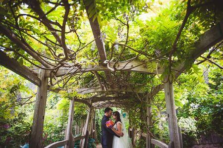 25 Awesome Garden Wedding Ideas