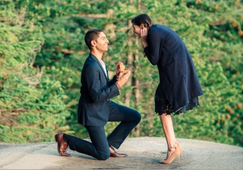 The most romantic places to propose in vancouver for Most romantic place to get married