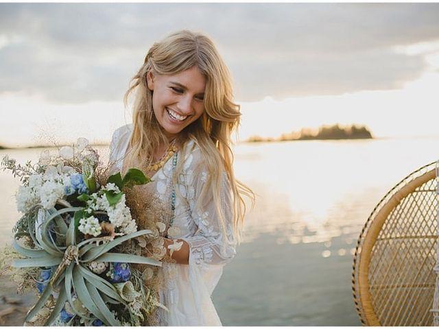 How to Create a Dreamy Boho Wedding Look