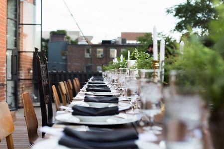 6 Wedding Meal Musts
